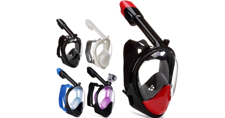 iOCEAN Full Face Snorkel Mask Passes CE Tests  Now Available in the Global Market