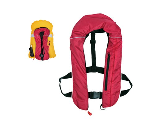 Auto Inflation Life Vests