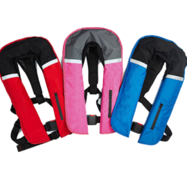GM25 Inflatable life jackets